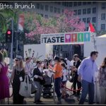 The Taste: Fashion Bites Brunch en Berverly Hills