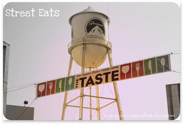 Saboreando Los Ángeles con Field To Fork en #TasteLA