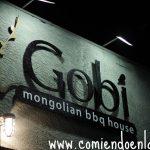 Gobi, una experiencia con sabor!