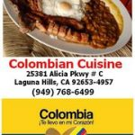 Colombian Cuisine at Mitze's Kitchen