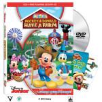 Mickey y Donald tienen una granja #Disney #Giveaway