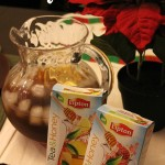 Lipton Tea & Honey #FamilyTeaTime