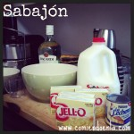 Sabajón, el eggnog colombiano.