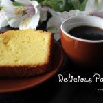 Pastelitos de Limón con Café