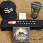Experiencia en la alfombra roja de los Grammy #PricelessLA