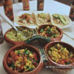 Receta Tacos de Pescado con Salsa de Mango