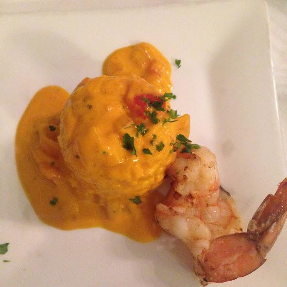 El Caserío, mezcla de sabores latinoamericanos con italianos