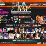 Festival de la Salsa en Los Ángeles