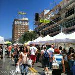 Los mercados de la ciudad de Los Ángeles