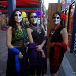 Eventos de Halloween y día de los muertos en Los Ángeles