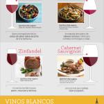 Aprende a parear los vinos de la manera correcta