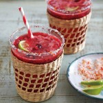 Receta de Chili-Berry Agua Fresca – The Great Pepper Cookbook