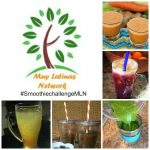 El reto: Un smoothie diario por 7 días #MuyLatinas #SmoothiechallengeMLN