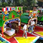 Visita a las trajineras de Xochimilco