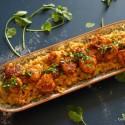 Camarones en salsa chipotle