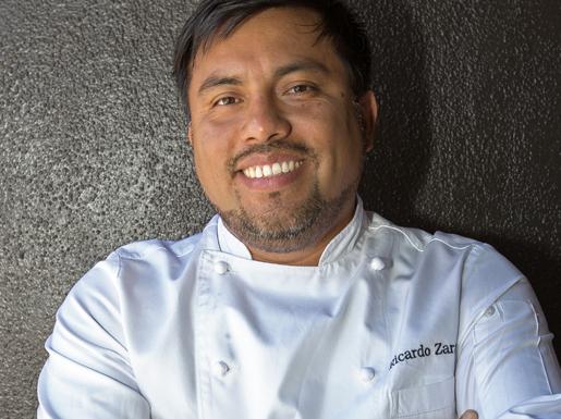 Chef Ricardo Zárate