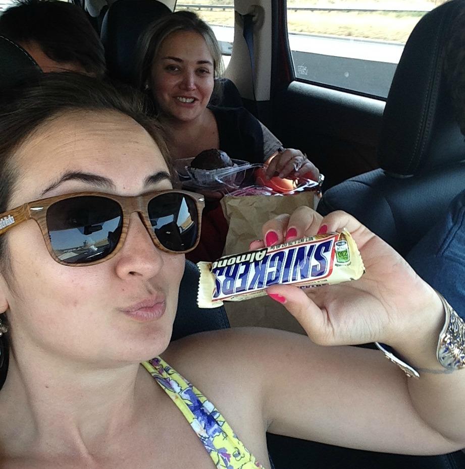 #EatASnickers
