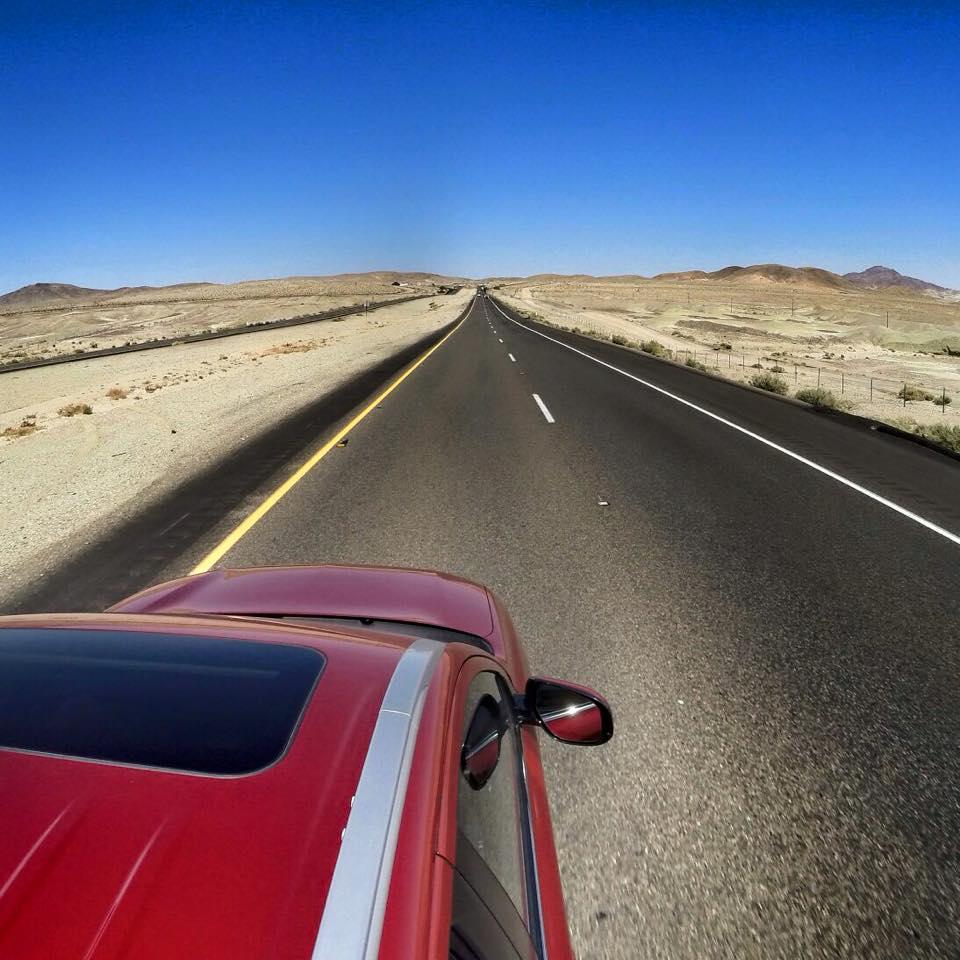 Viaje por carretera a Las Vegas