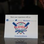 Una noche de beisbol y rica comida en Dodger Stadium #CaciqueDoubleHeader