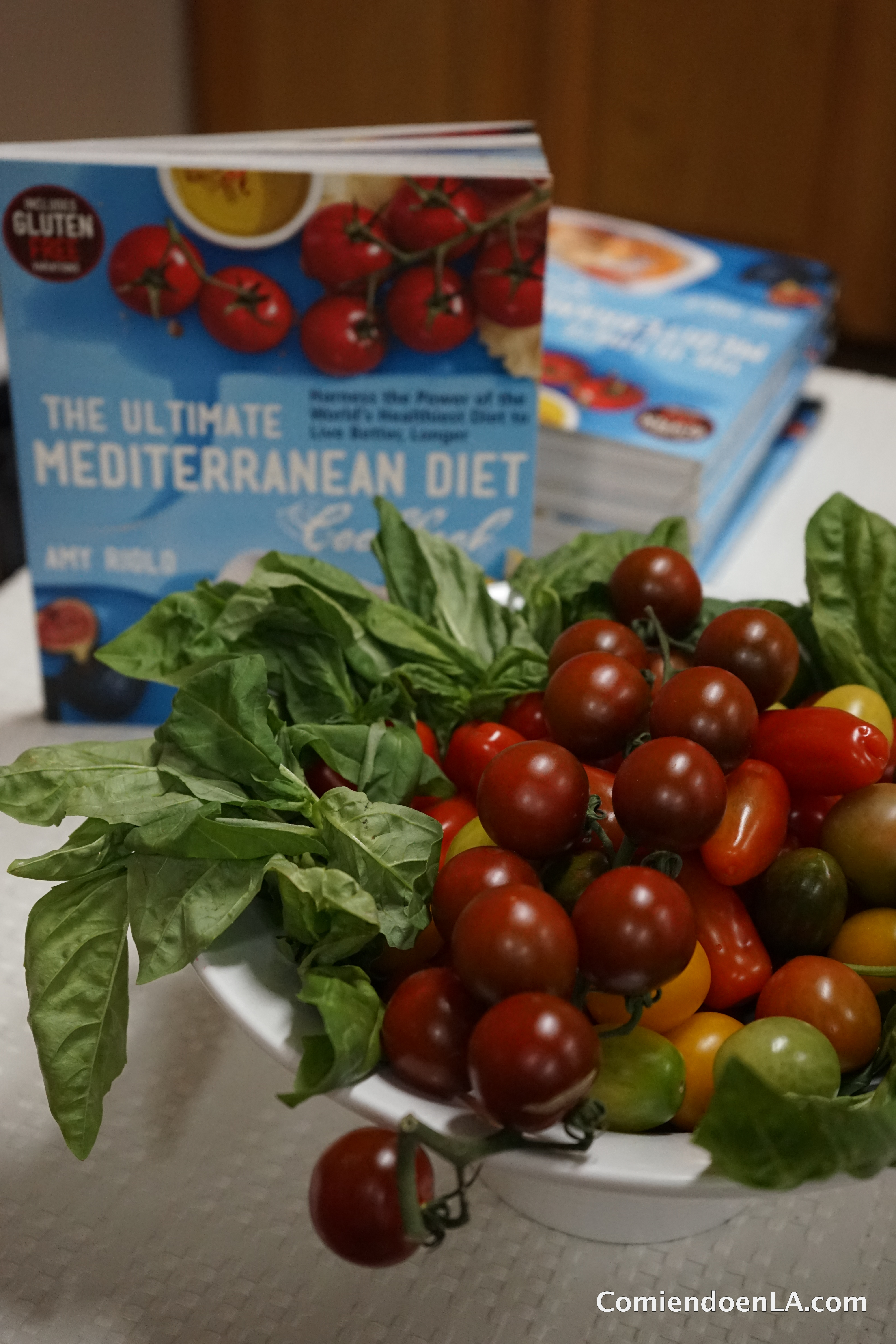 The Ultimate Mediterranean Diet