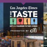 Los mejores restaurantes de Los Ángeles estarán en The Taste