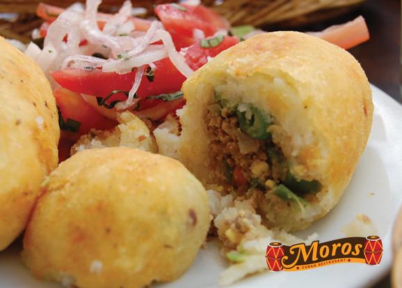 Foto de Moros Cuban Restaurant.
