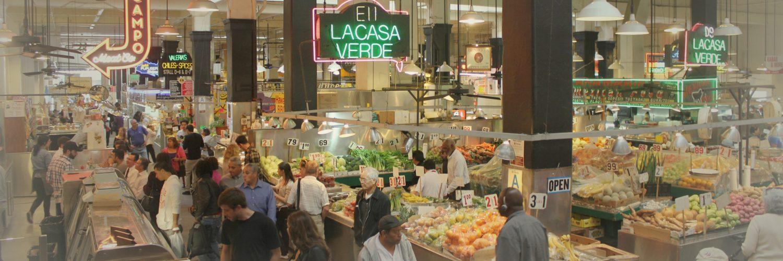 Comiendo en la Ciudad