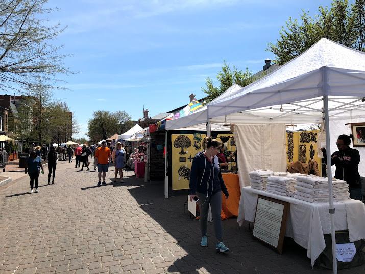 Eastern Market en Washington D.C.