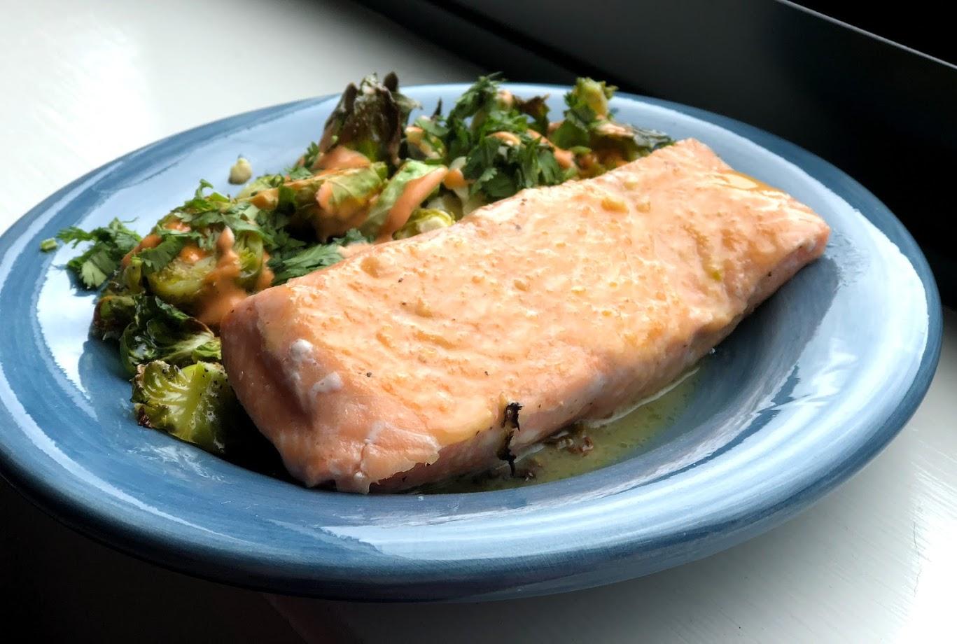 Citrus-Miso Salmon