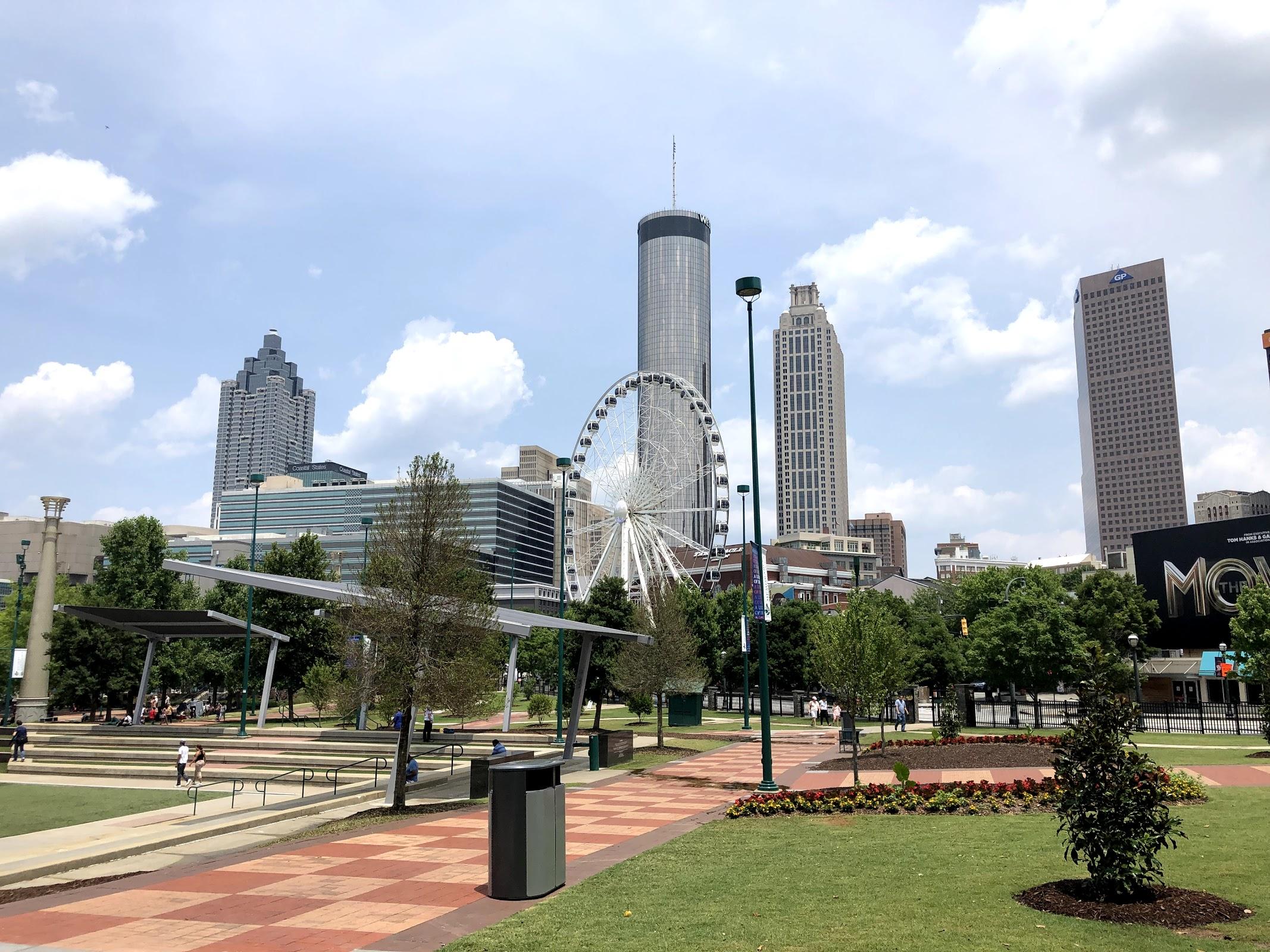 Descubre Atlanta – Georgia