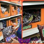#DontBeTheDarkHouse: Una dulce donación en Halloween #CBias