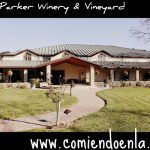 Fess Parker Viñedos: Catando Vinos