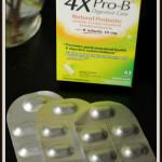 Probióticos 4X Pro-B, un aliado de la salud! #Digestivecare #CBias