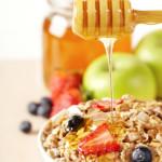 Avena con miel – Reto Fitness Y Energía