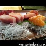 ¿Cómo se come sushi?