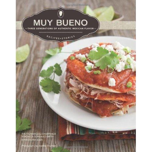 Muy Bueno Cookbook #Sorteo