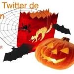 Te invitamos a nuestra fiesta de Halloween en Twitter #Halloweenblogfest