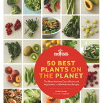 50 Best Plants on the Planet Cookbook, te enseña a comer mejor #MuyLatinas