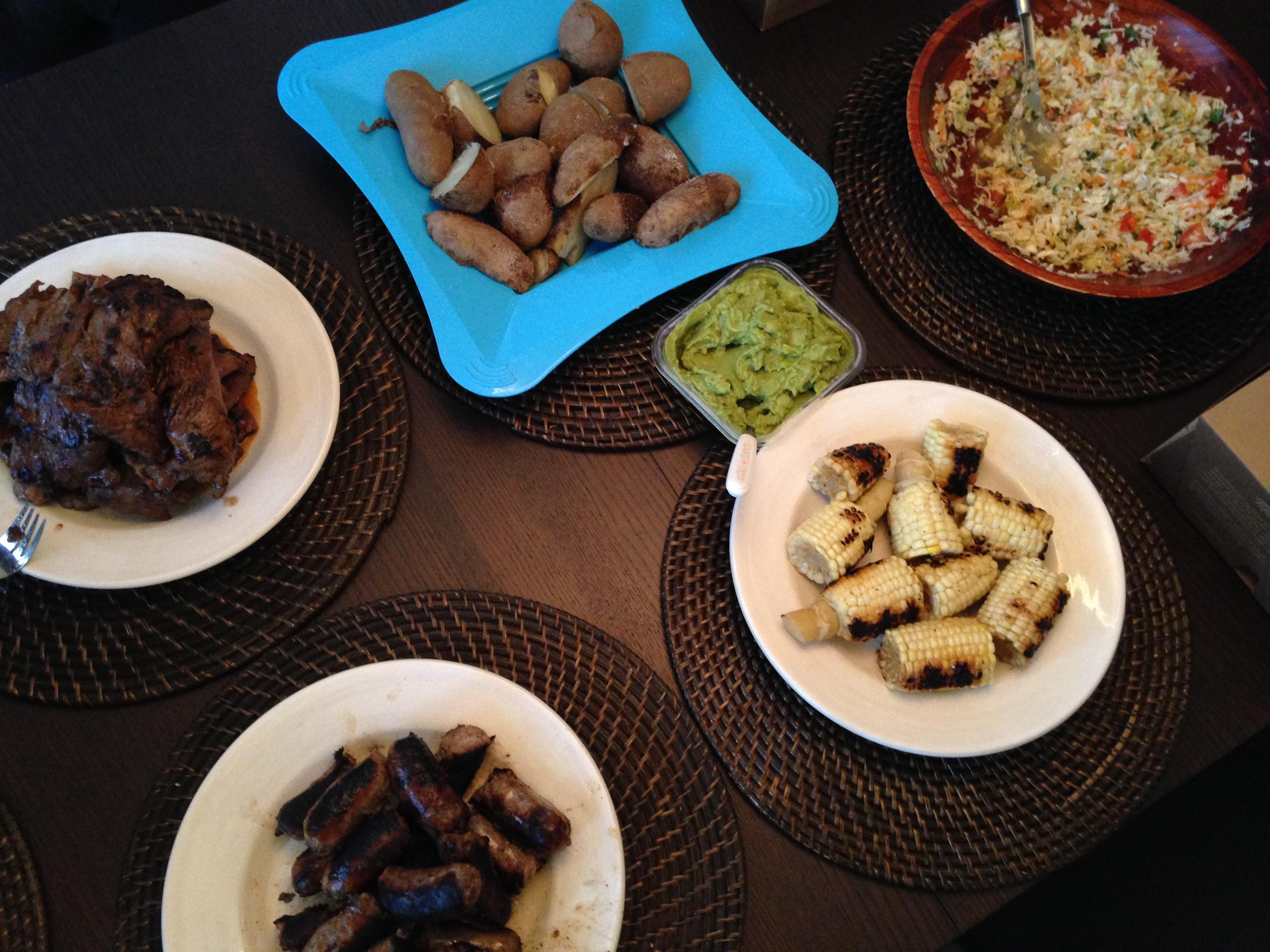 Índice de aperitivos colombianos
