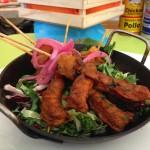 Una tarde de Carne Asada con Chef Merito y los Dodgers #Sorteo