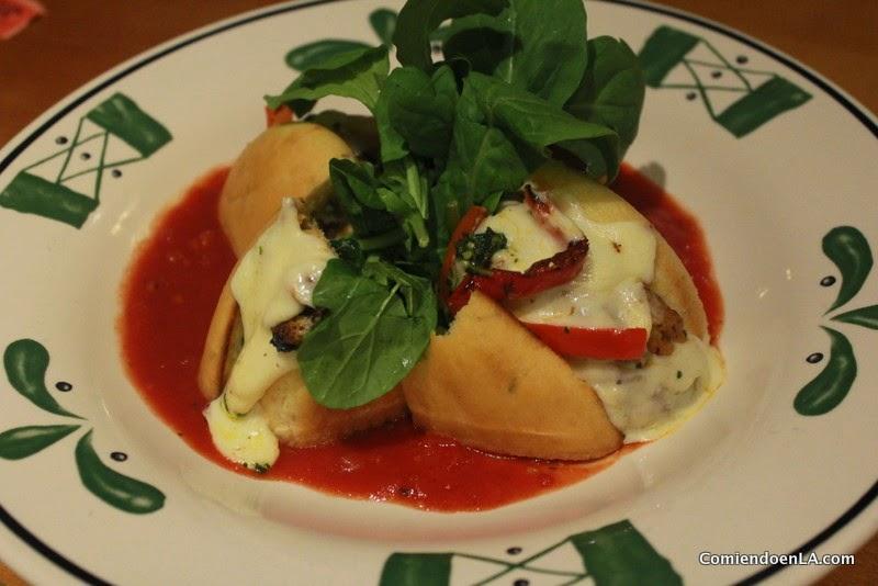 Degustando los sabores de Olive Garden #OGTastes