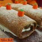 Receta de Pumpkin Spice Roll (Paso a paso)