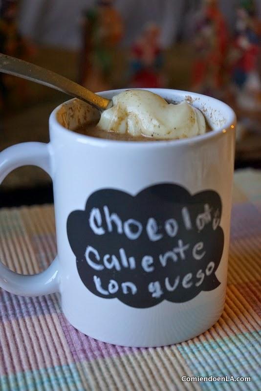 Chocolate bogotano