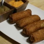 Comida asíatica en casa con Tai Pei Egg Rolls y Spring Rolls – Restaurant Inspired