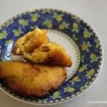 Empanadas de plátano dulce