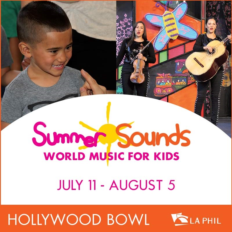 SummerSounds llega al Hollywood Bowl