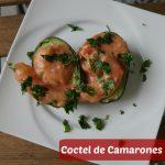Coctel de Camarones Colombiano