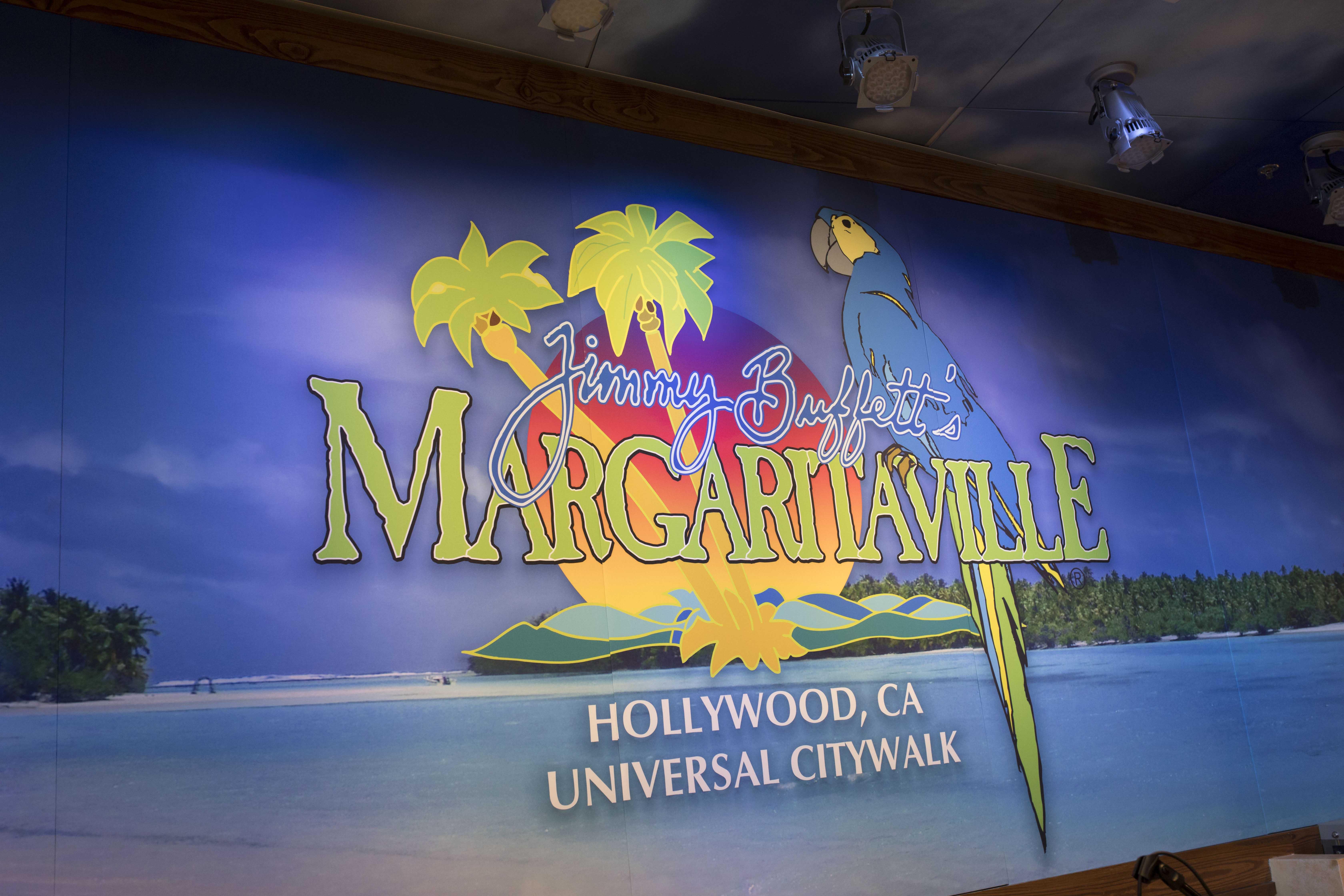 """El restaurante """"Jimmy Buffett's Margaritaville"""" llega a Universal CityWalk"""