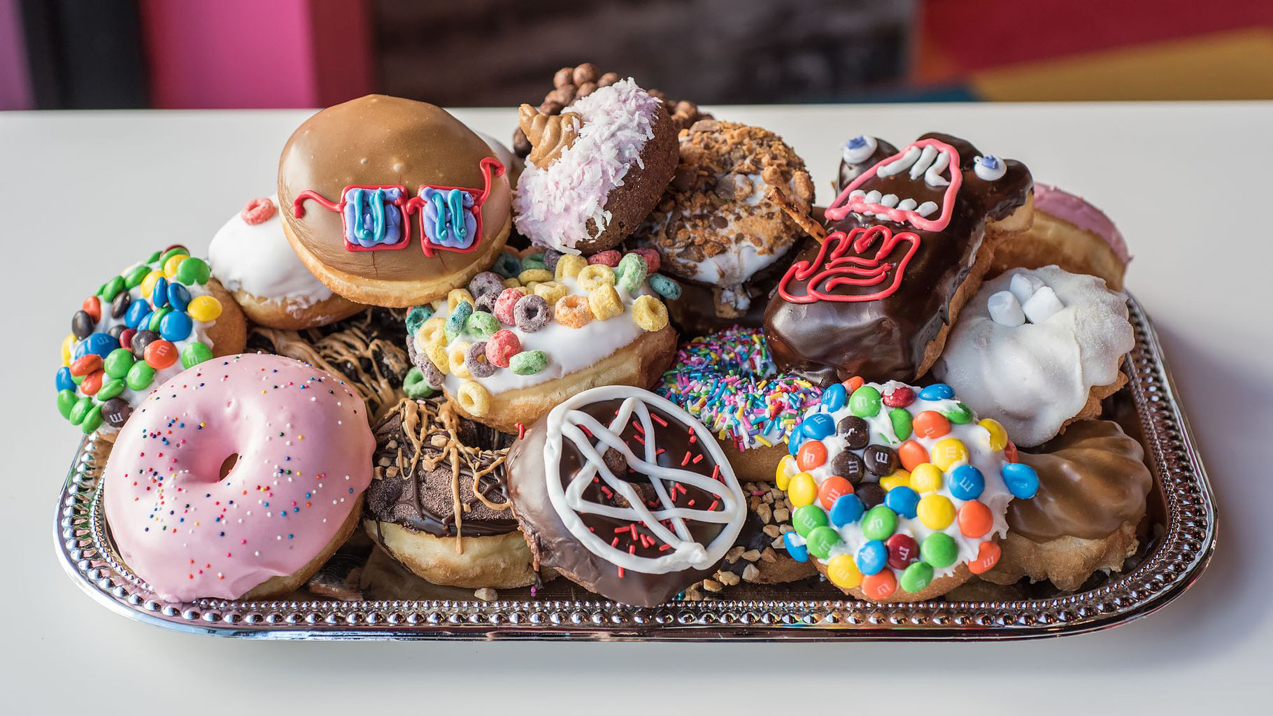 El primer Voodoo Doughnut ha llegado a California