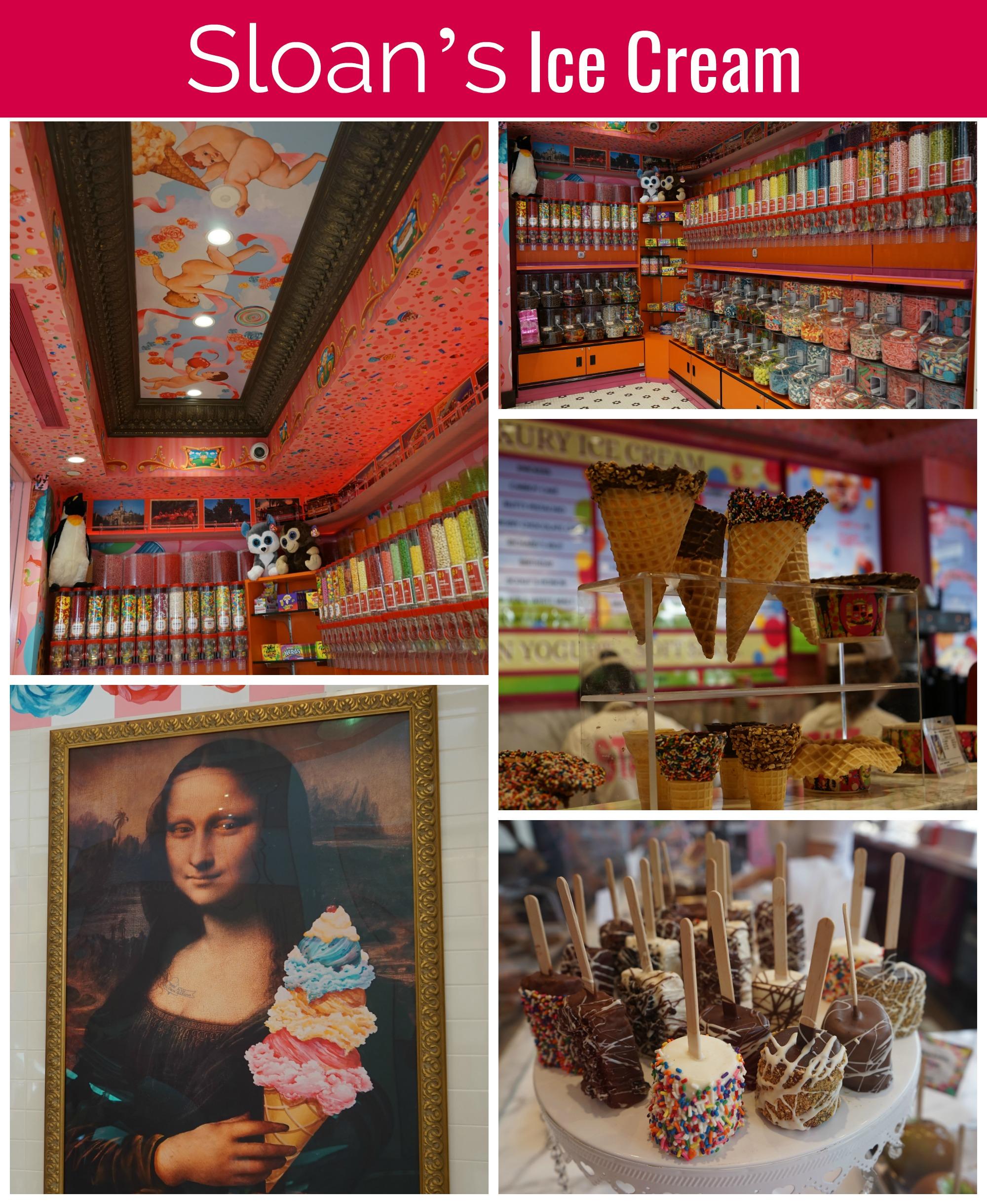 Sloan's Ice Cream llega a Santa Mónica